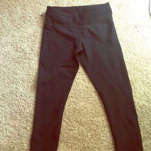 Small MPG sport compression leggings black